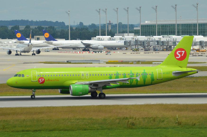 A320-200 (VP-BCZ)