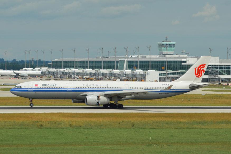 A330-300 (B-6102)