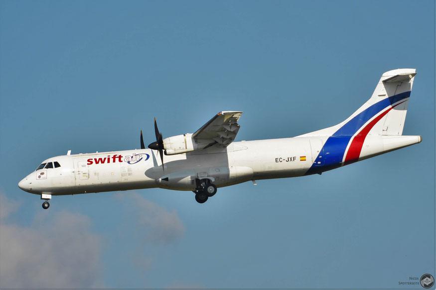 ATR72-200 (EC-JXF)