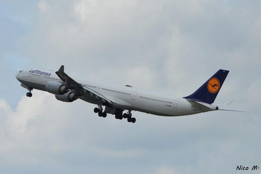 A340-300 (D-AIHR)