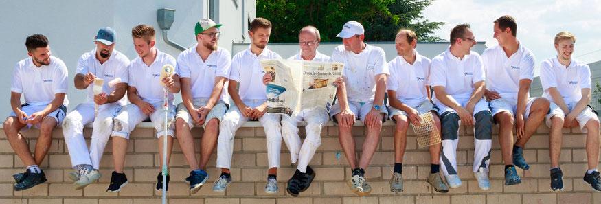 Schienmann, Schienmann-Team, Schienmann Maler, Malerfirma Schienmann, Daimlerstraße 25, Maler & Raumgestalter, Maler in Erlangen, Maler in Bruck