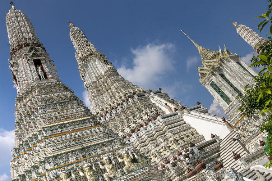 Aušros šventykla Wat Arun Bankoke