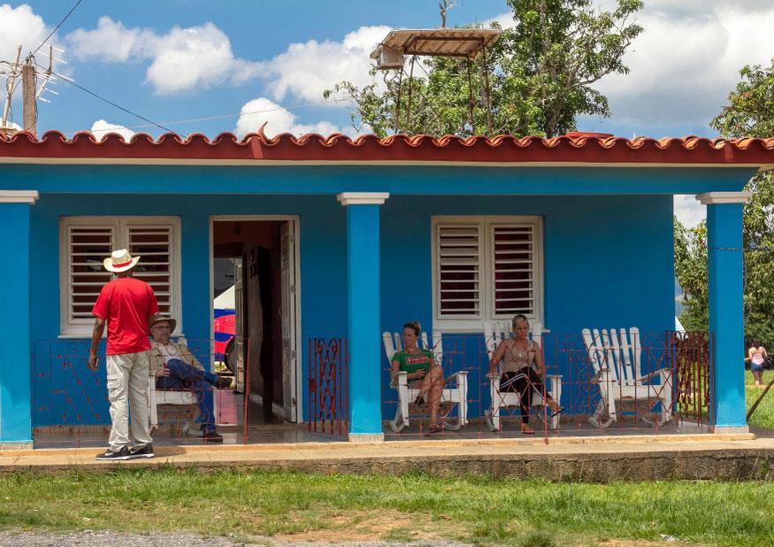 Taip atrodo kubiečių namai