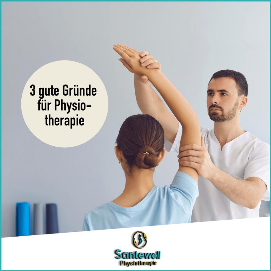 Die Adresse für Physiotherapie in basel durch erfahrene Physiotherapeuten, Santewell mit Massage, Schmerztherapie und Training