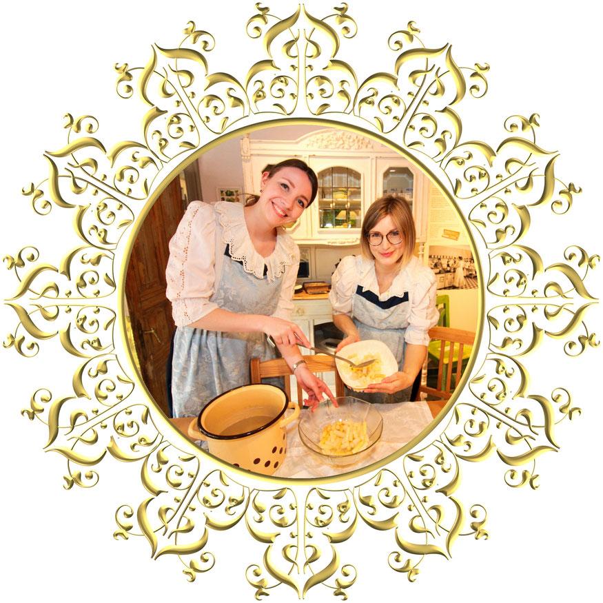Lisa Heese & Justine Remus