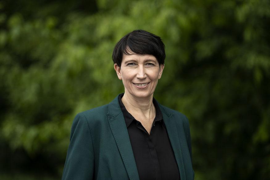 Landes-Agrarstaatssekretärin Silvia Bender  - Bilddatei © Stefan Gloede