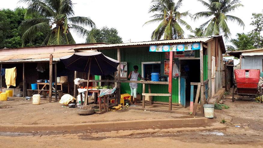 Händler in Antsiranana