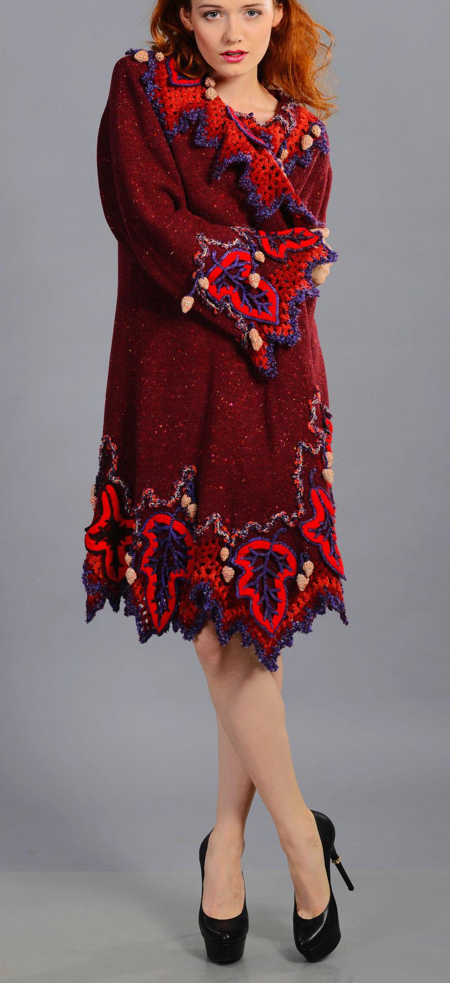 Alexander Seraphim's knitwear, 2014