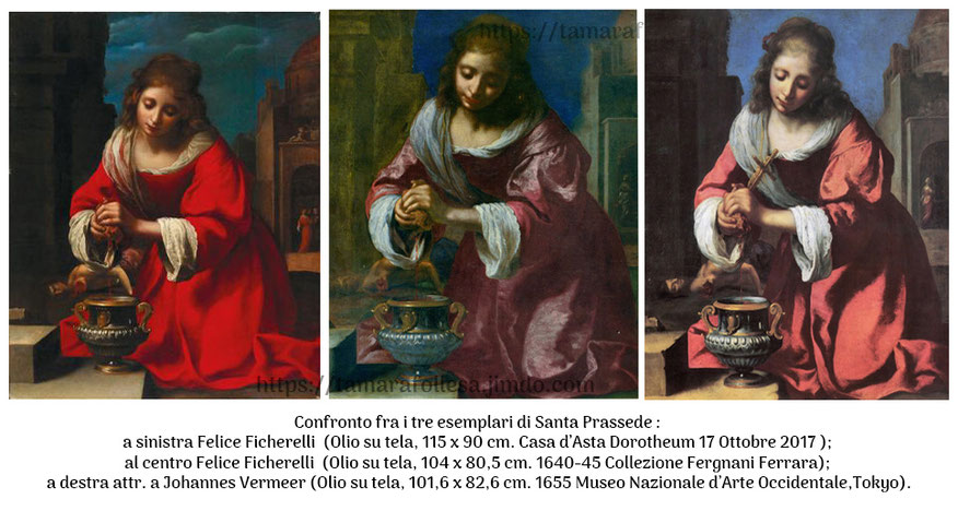 L'Ultimo Vermeer_La Santa Prassede_Appunti d'Arte di Tamara Follesa