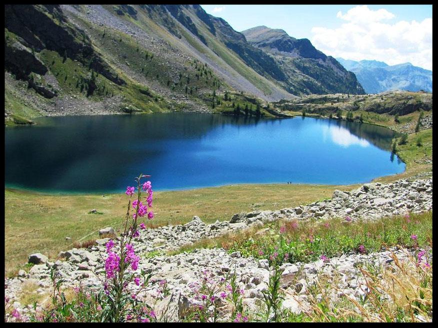 Un des lacs de Vens