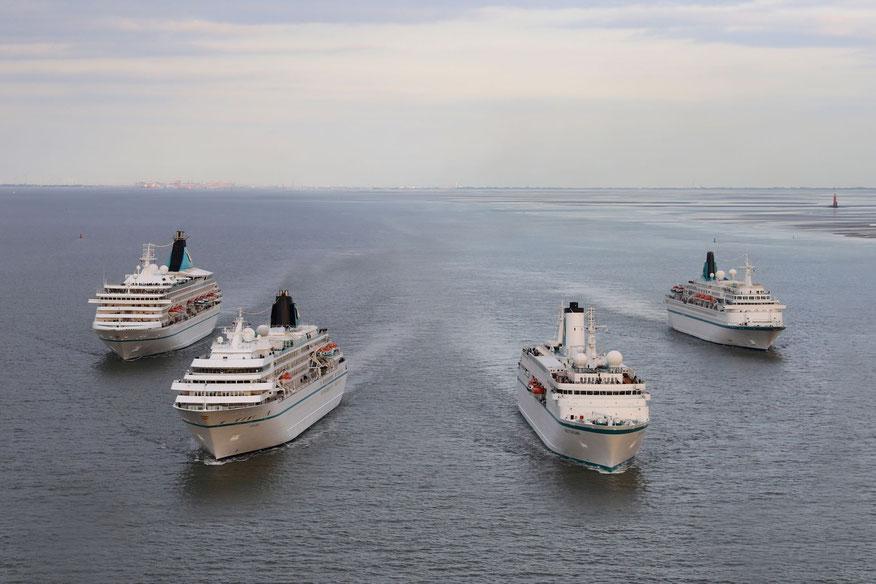 Phoenix Reisen Hochsee-Flotte