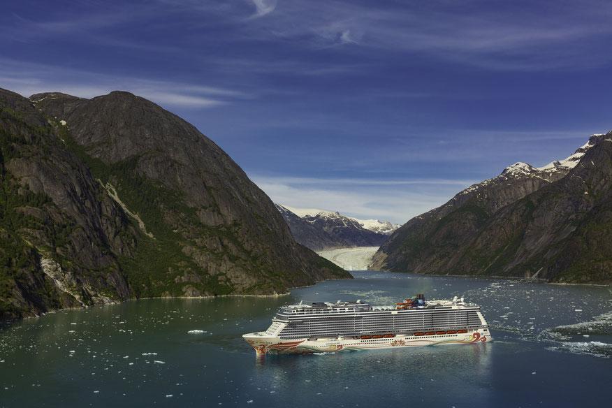Norwegian Joy Alaska