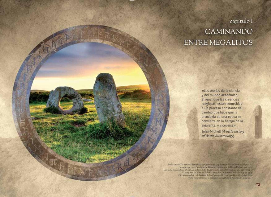 Capítulo 1. Caminando entre megalitos