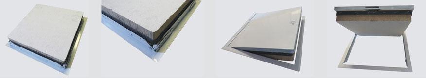 Heika-Softline Flame pour gaines techniques