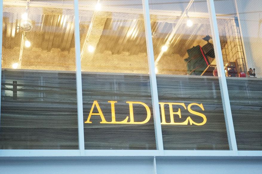 ALDIES, 岡山, ランニング