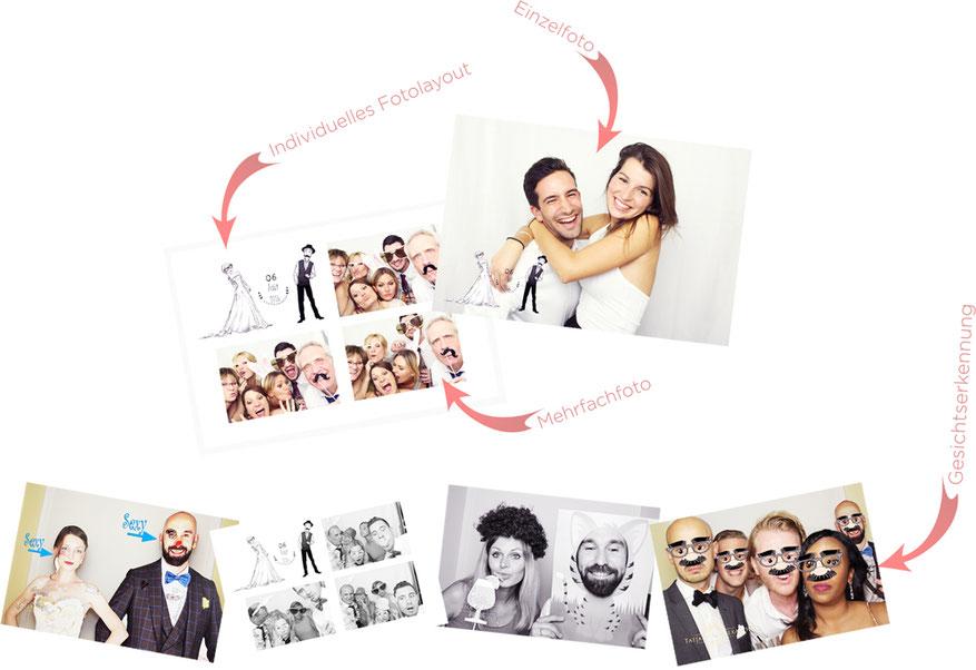 Hallophotobooth in Schweiz Swiss photobooth fotobox fotokabine videobox videobooth hochzeit event entertainment betriebsfeier spass party