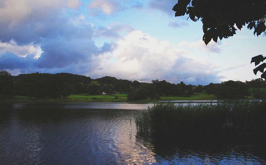 bigousteppes paysage lac
