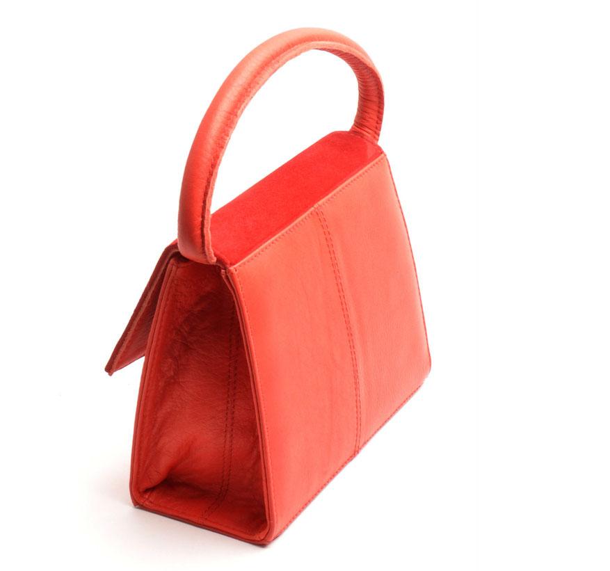 """OWA Tracht Trachtentasche Ledertasche rot """"Desiree"""" versandkostenfrei bestellen"""