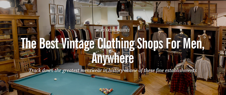 Home - FLIP - Newcastle's Original Vintage Clothing Store