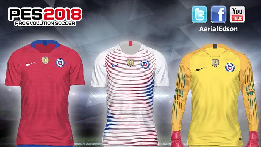 Selecciones CONMEBOL - AerialEdson