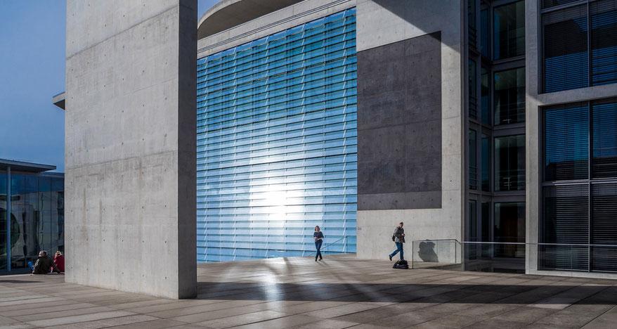 Beispielbild Architektur Fotokurs im Regierungsviertel