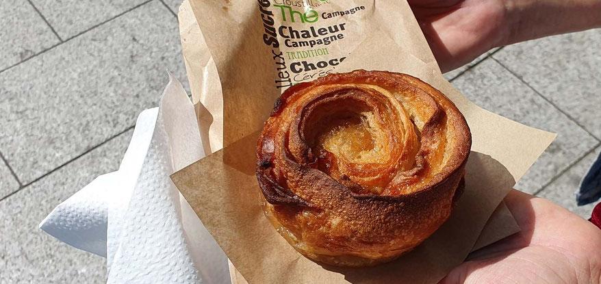 Kouign Amann - beliebte bretonische Kuchenspezialität