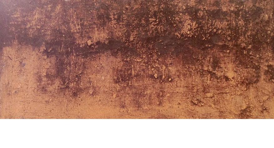 Muro - Acrilico sobre lienzo - 60H x 90W x 2cm