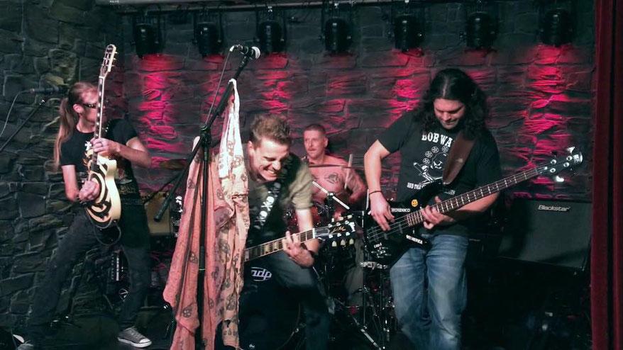 Marcus Hoehne Band - Musiker der Woche 8