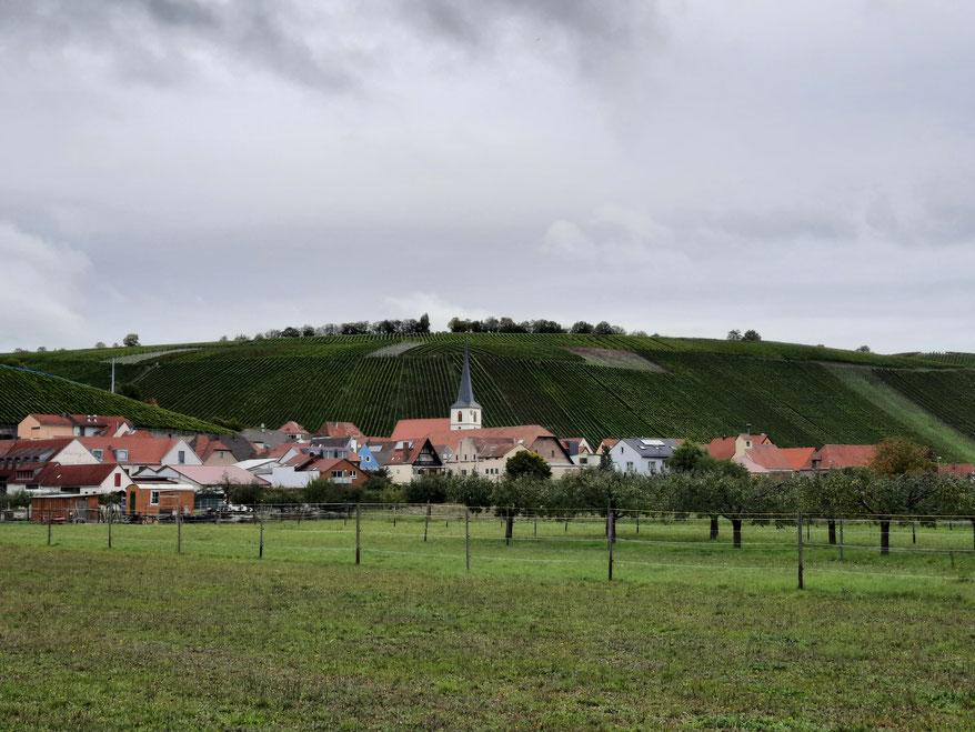 Die Ortschaft Köhler