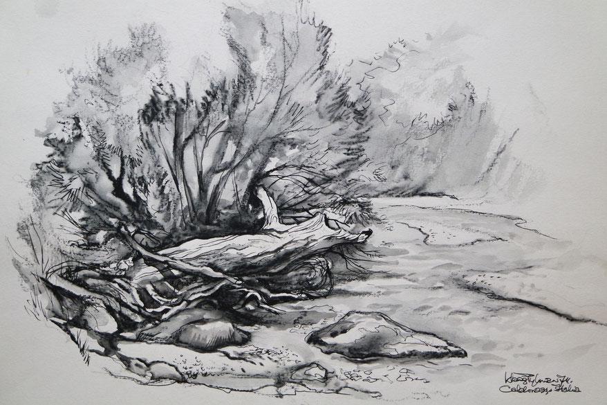 te_koop_aangeboden_een_kunstwerk_van_de_nederlandse_kunstenaar_klaas_pijlman_1917-2007_hollandse_school