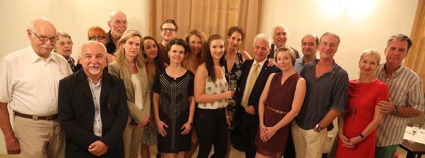 Ensemble und Gäste