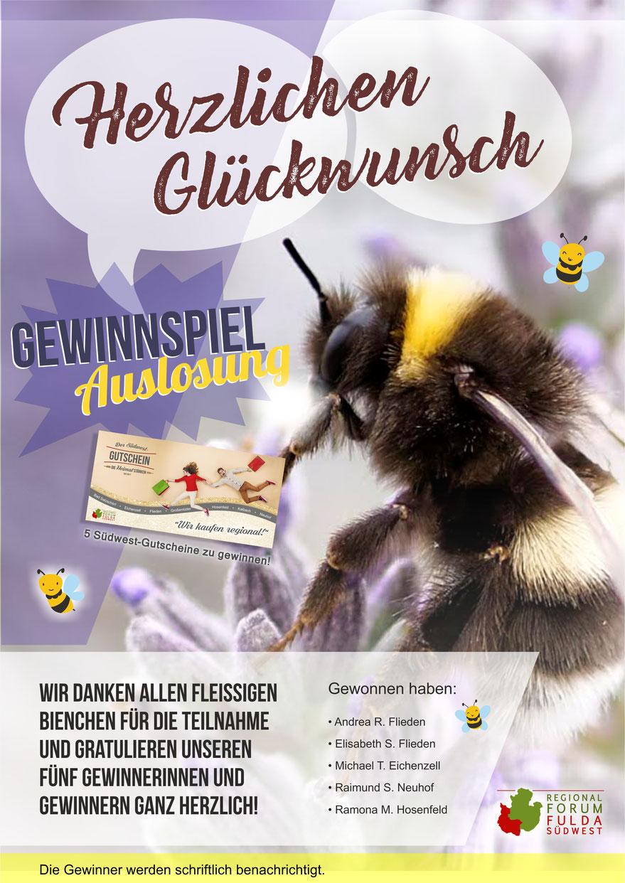 Südwest-Gutschein Regionalforum Fulda Südwest - Heimat stärken - das regionale Weihnachtsgeschenk