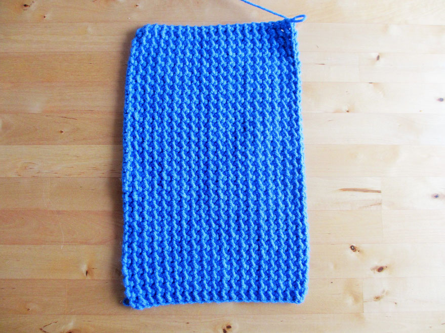 Tutorial 3 Farbiges Kissen Im Moos Muster Colour Block Pillow