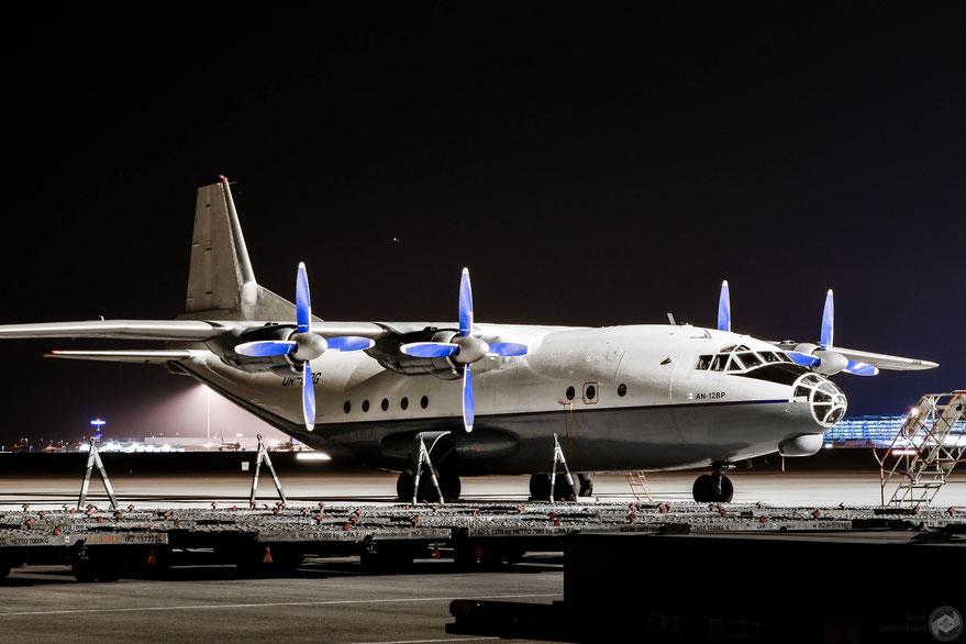 An-12 (UR-CBG)