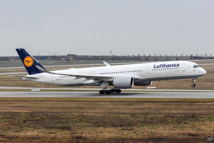 A350-900 (D-AIXA)