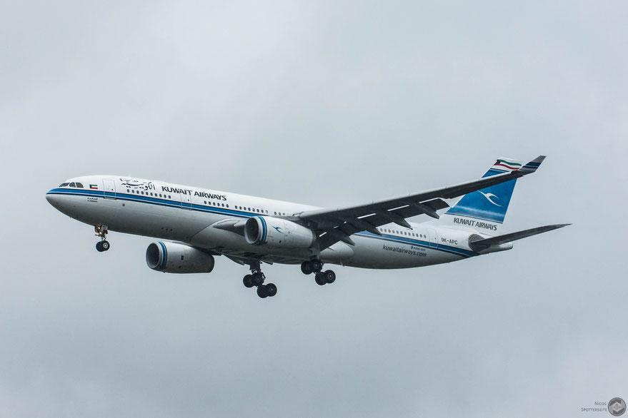 A330-200 (9K-APC)