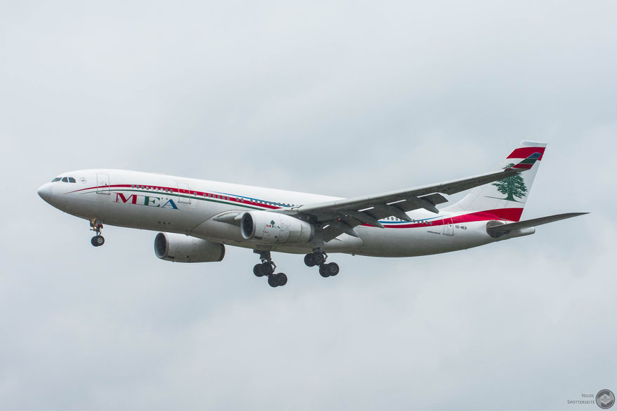 A330-200 (OD-MEB)