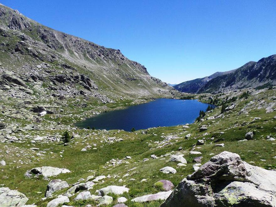 Le lac Long Supérieur