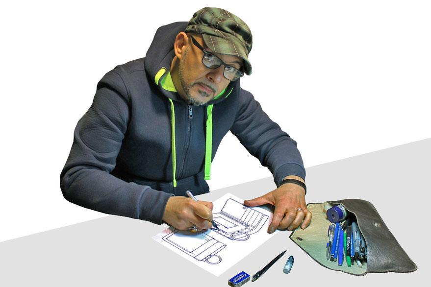 Consulenza Tecnico Stilistica Per Collezioni di Pelletteria e Accessori Moda