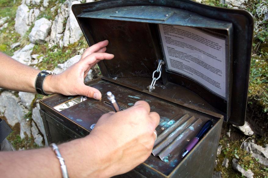 Švilpikų paštas pakeliui į Bivouac