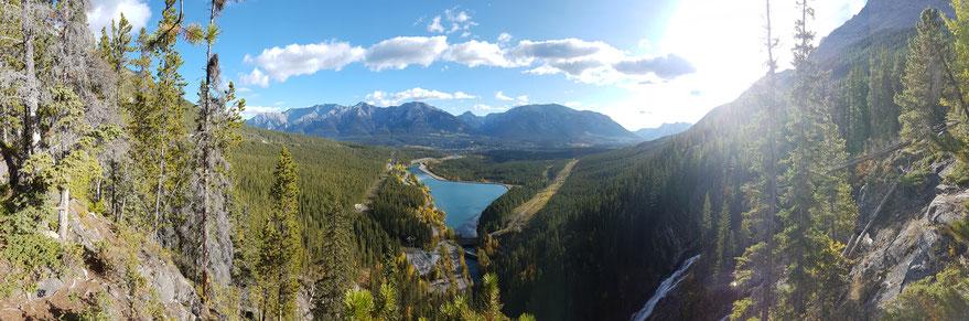 Grassi Lakes Trail, Canmore, Alberta, Kanada