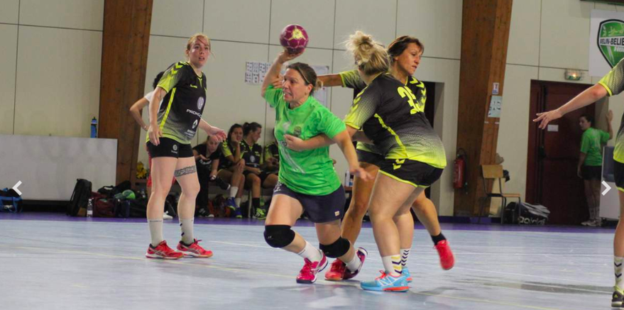 Crédit photo/Handball Club Belin-Béliet