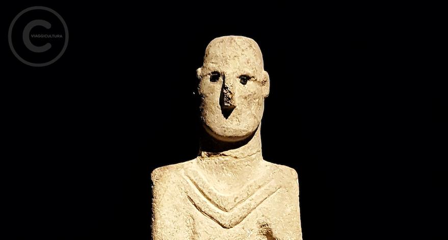Urfa Man - Museo Archeologico di Şanlıurfa (Turchia)