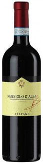 Nebbiolo d'Alba 2017 (Bodega Salvano) (23,00€)