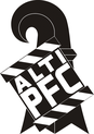 Pfluderi-Clique Alti Garde Basel 1963 PFC Signet Logo