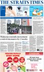 新聞 The Straits Times インバウンド集客プロモーション