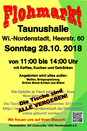 Hallenflohmarkt Taunushalle Nordenstadt