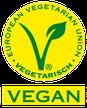 Qualitätssiegel für vegane Produkte