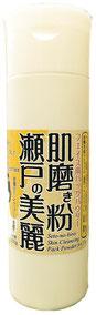 瀬戸の美麗肌磨き粉フェイス用 100g