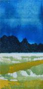 """landscape"" Monotypie 2008"